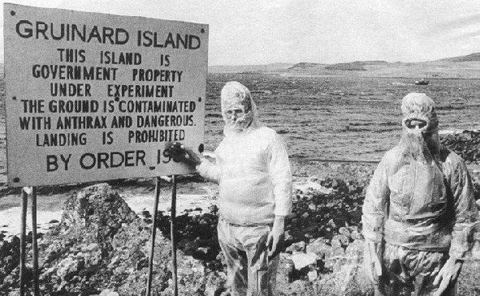 Опасные острова