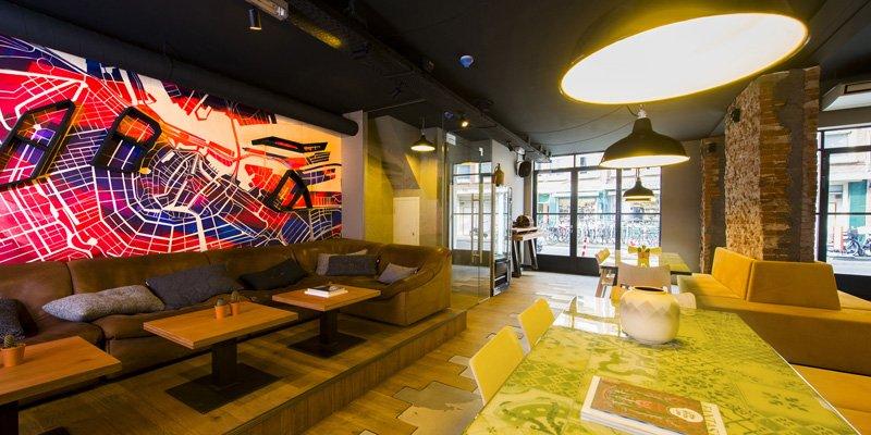 Отель будущего в Амстердаме