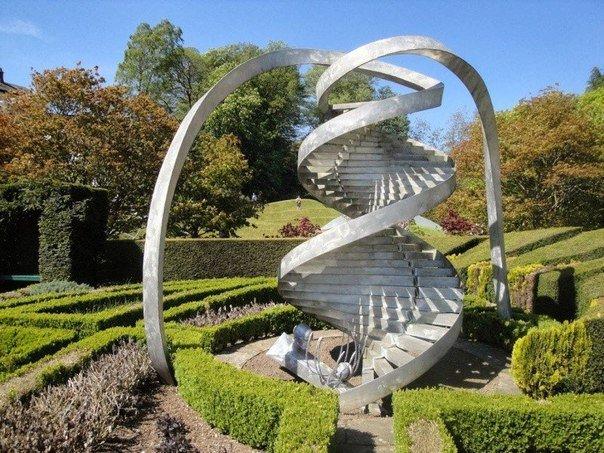 Удивительный парк в Шотландии