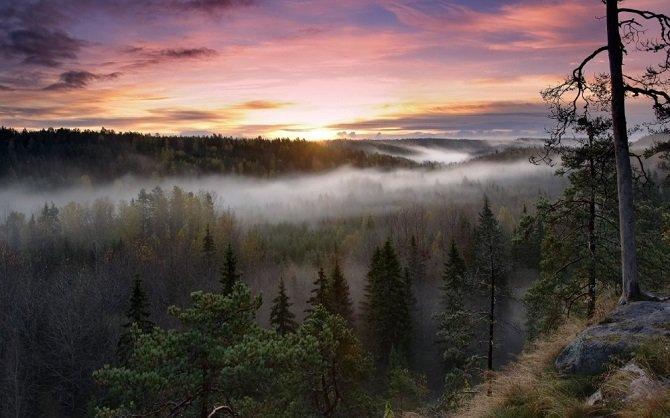 Необыкновенная Финляндия