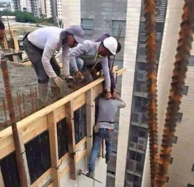 Люди, которые не заботятся о собственной безопасности (40 фото)