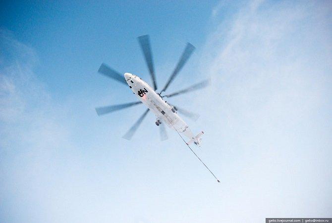 Cамый большой вертолет в мире – Ми-26