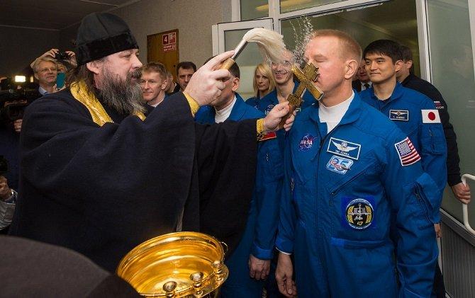 Успешный старт космического корабля «Союз ТМА-19М»