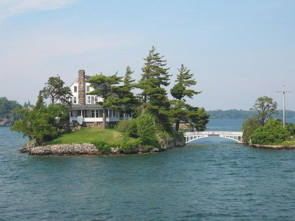 Самая красивая область Канады «Сад Богов»
