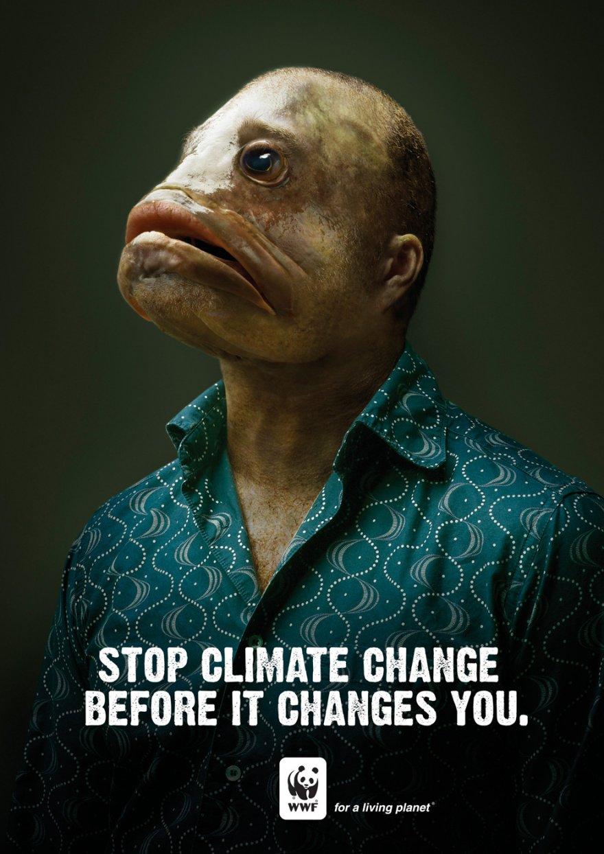 Реклама в защиту окружающей среды