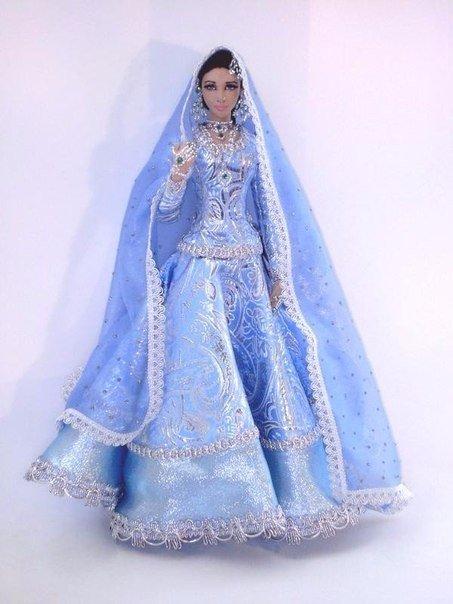 Мир необыкновенно-красивых кукол