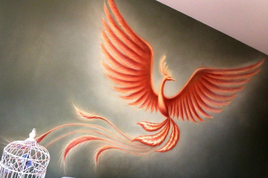 Откуда появилась птица Феникс?