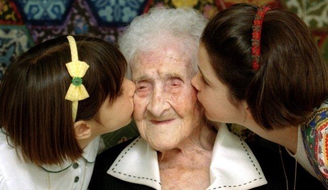 Старость должна быть такой!