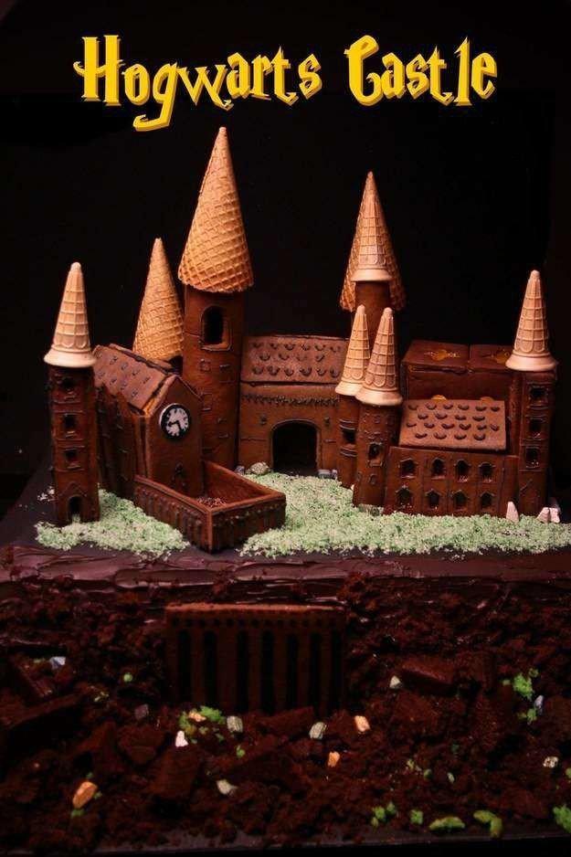 Креативные пряничные домики