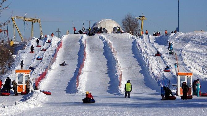 Зимой в Москве посетите эти 27 мест