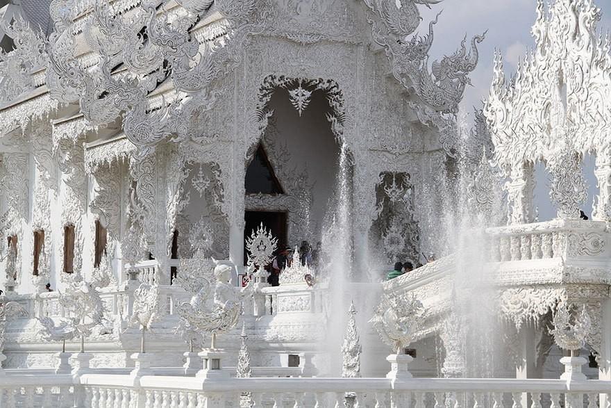 Белый храм Таиланда