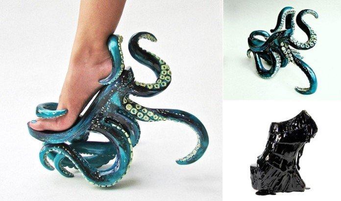 Сумасшедшая обувь от филиппинского дизайнера
