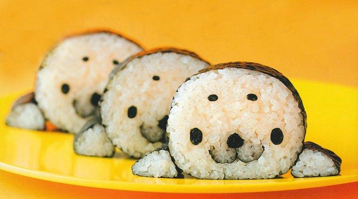 Суши как искусство