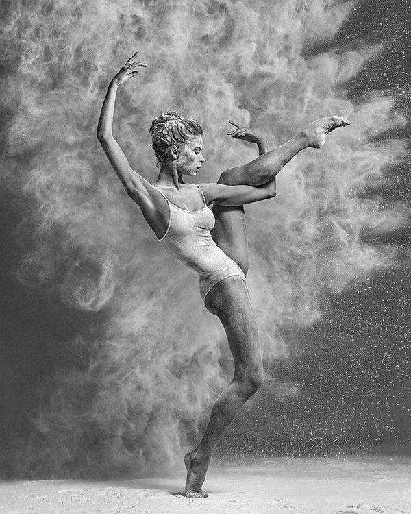 Удивительные фотографии балерин