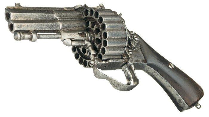 Крутые стволы для тех кому никогда не хватает патронов (20 фото)