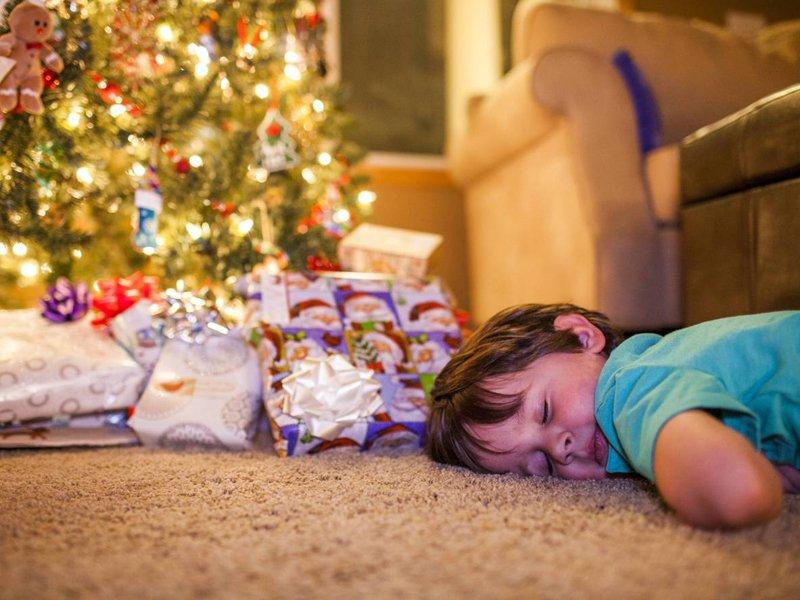 Cтранные новогодние обычаи