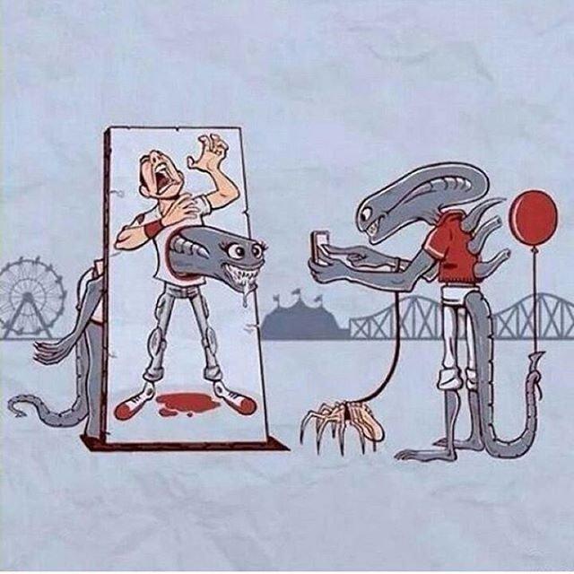 Что происходит в параллельной Вселенной