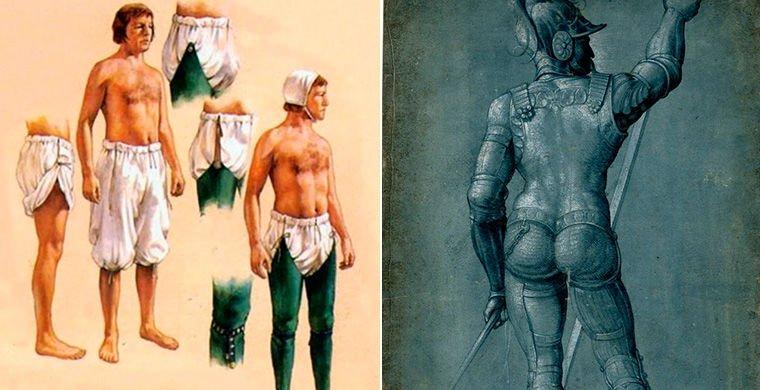 Как рыцари в доспехах справляли нужду?