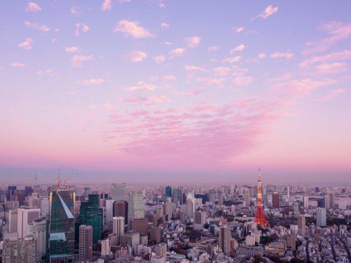 Невероятно красивые панормы Токио