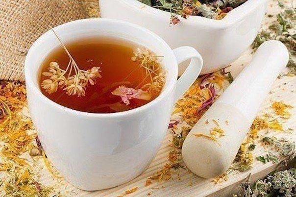 Чай для долголетия