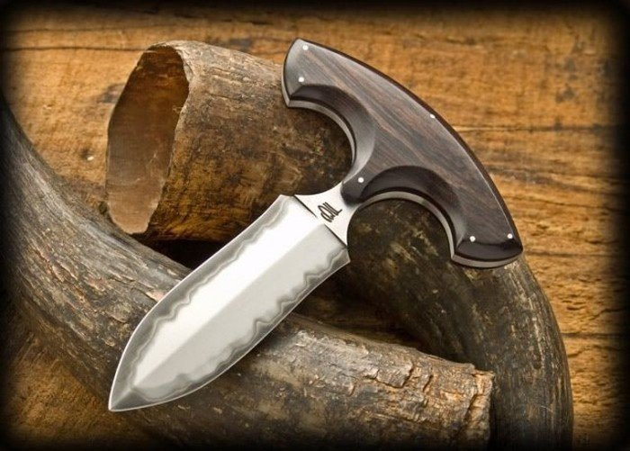 Необычный нож для самообороны родом из «Дикого Запада» (30 фото)