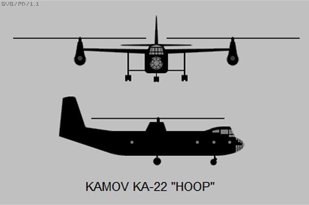 Экспериментальные вертолёты