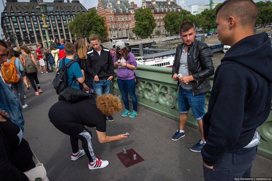 Как разводят туристов в разных странах
