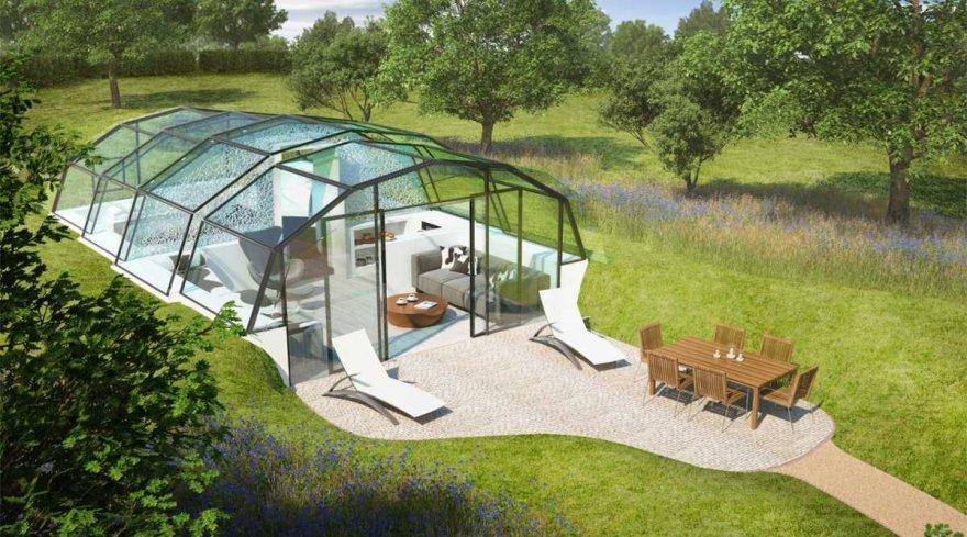 Крошечные и красивые дома будущего, в которых возможно мы с вами еще поживем