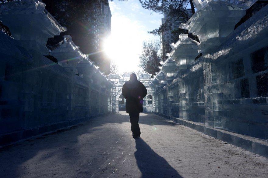 Международный фестиваль льда и снега в Харбине