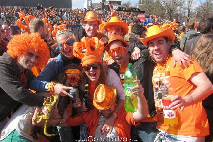 Несколько причин полюбить Нидерланды