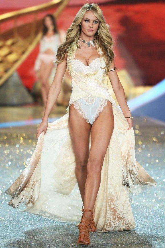 Обворожительные ангелы Victoria's Secret (8 фото)