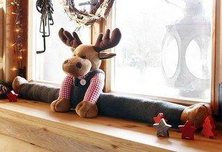 Потрясающие игрушки для защиты от сквозняков