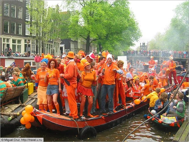 8 причин посетить Нидерланды