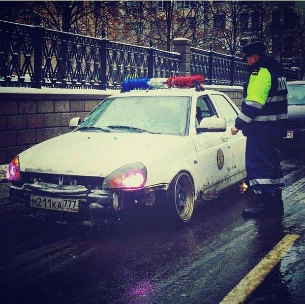 Юмор для автомобилистов и пешеходов (40 фото)