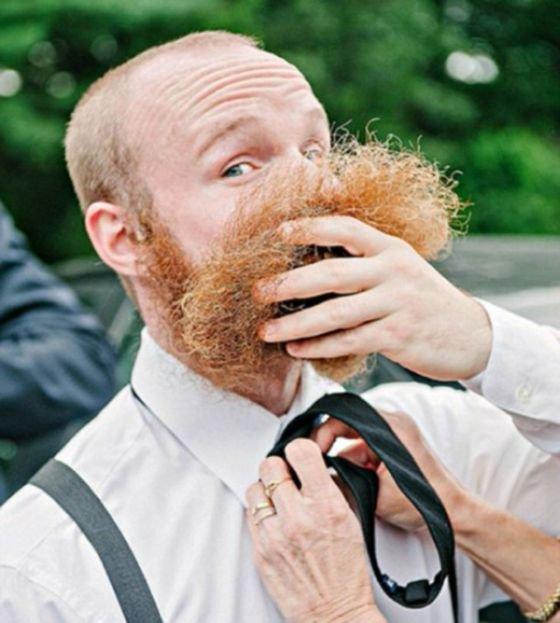 Прикольные свадебные фото (20 фото)