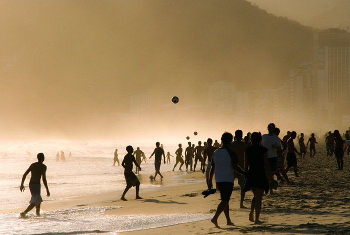 Райские места, где лето круглый год (20 фото)