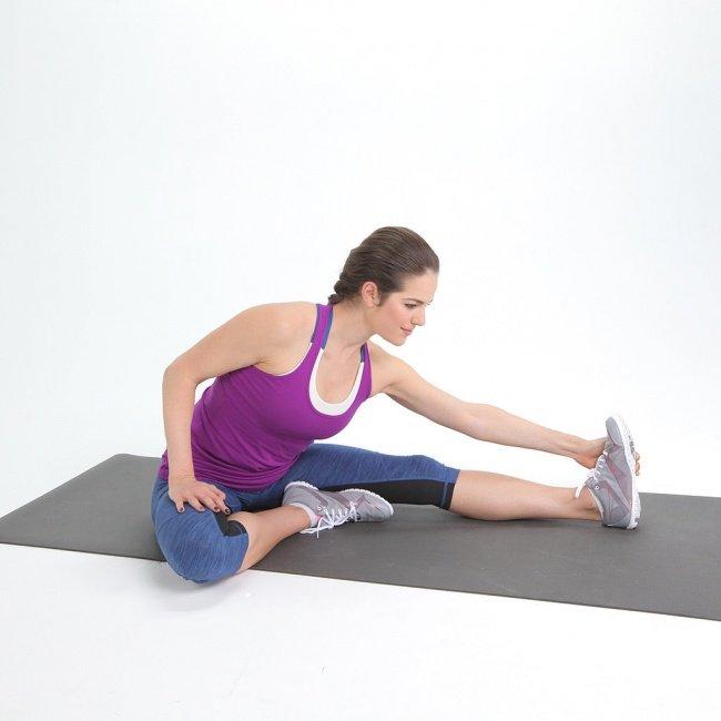 Упражнения на растяжку для тех, кто много сидит