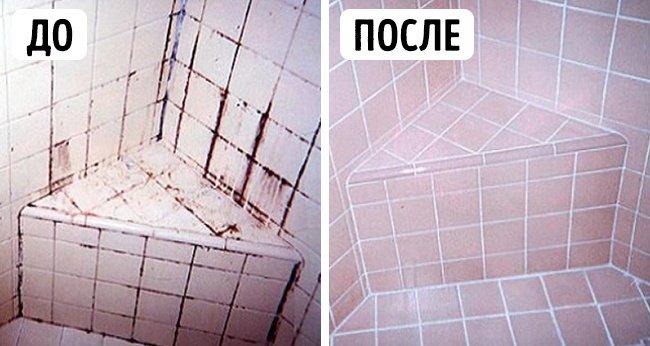 Уборка дома без химии