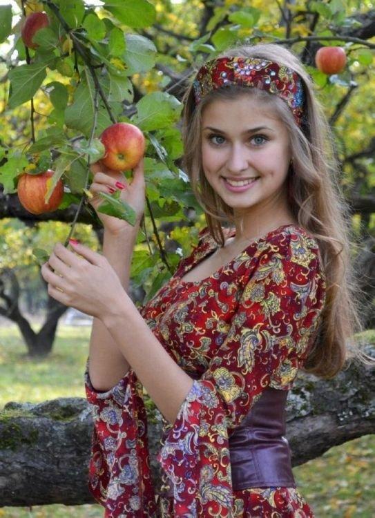 Русские красавицы качественное фото