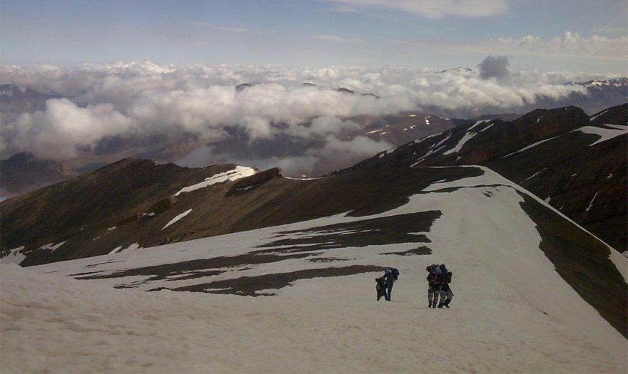 Катание на горных лыжах в Африке