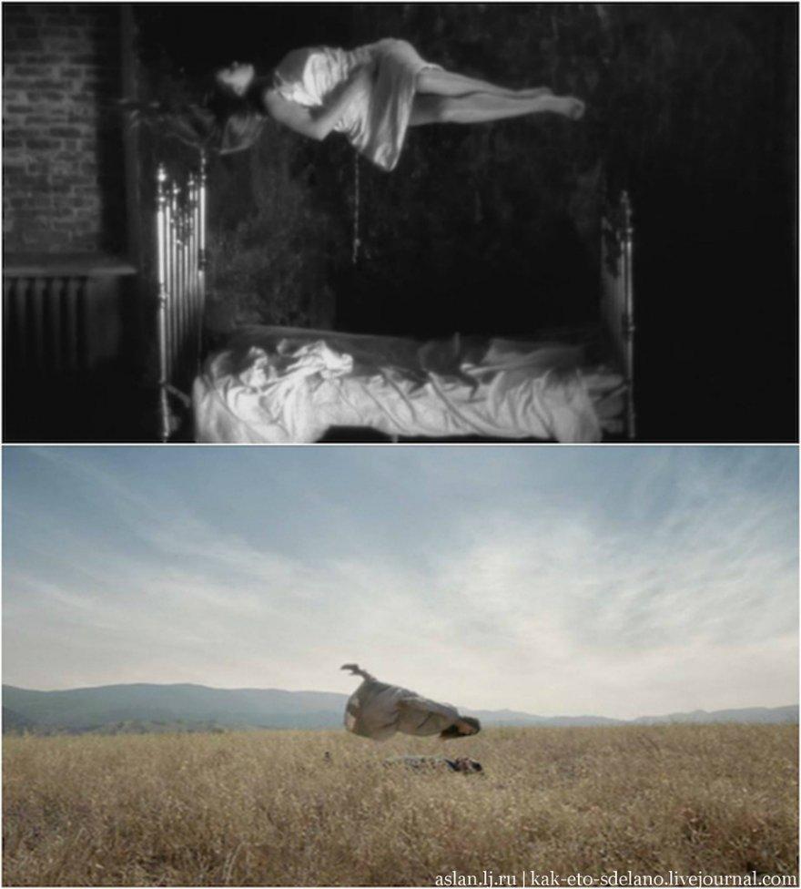 Со съемок фильма «Выживший»