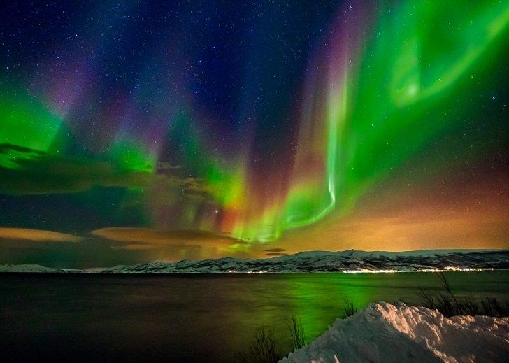 Восхитительные вещи, которые вы не знали о северном сиянии