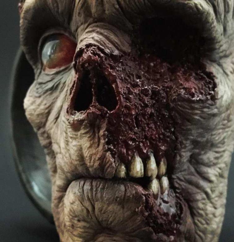 Жуткие зомби-кружки: ну очень реалистичные кружки (23 фото)