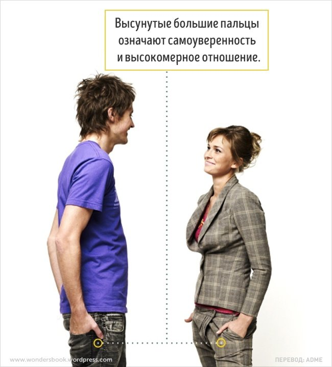 Секреты языка тела