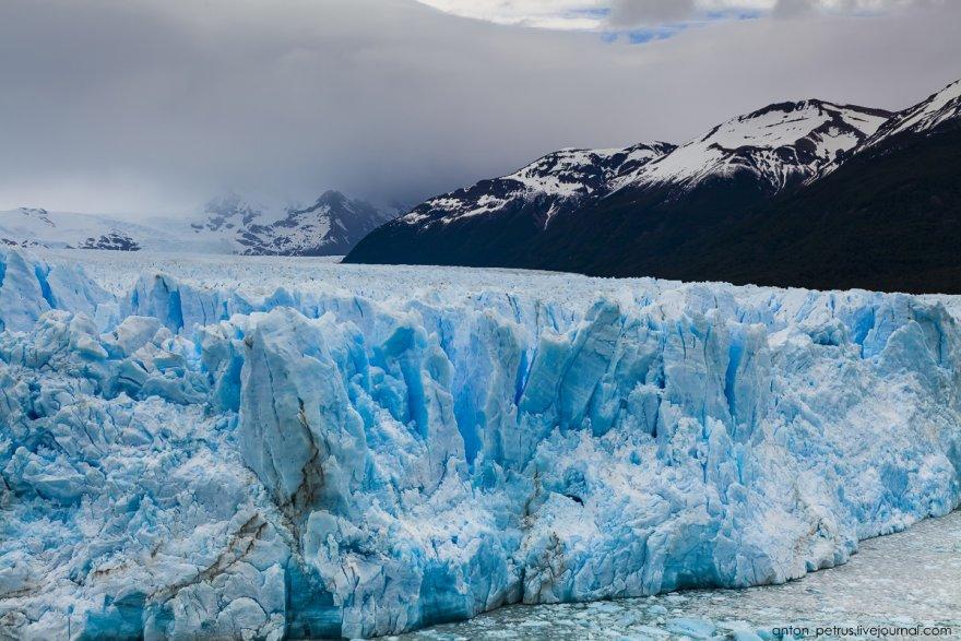 Самый фотогеничный ледник в мире!