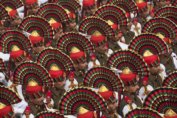 Как отмечают День Республики в Индии