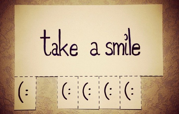 Удивительные свойства улыбки
