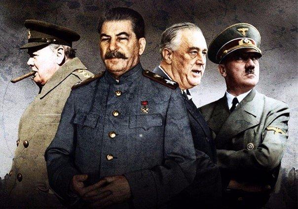 Хронология Второй Мировой войны. Это нужно знать!