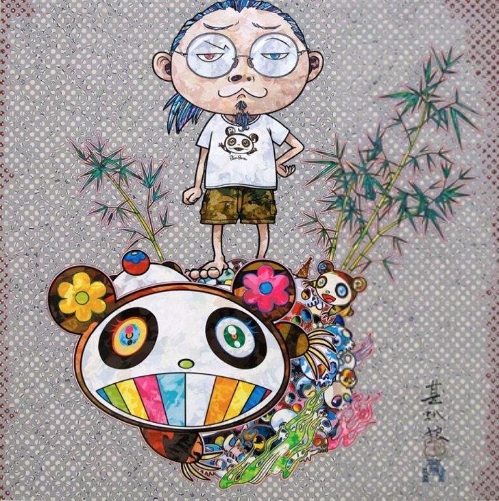 Современное искусство Японии
