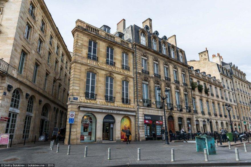 Экскурсия в Бордо